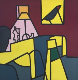 New Exhibition. The Psychiatrist's Cat and Other Recent Paintings